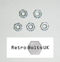 6 dial / 2 dial Dash Top Fitting Nuts - MK1 ESCORT